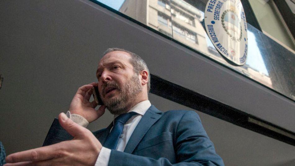 Martín Sabbatella fue denunciado por flamante interventor de la AFSCA, Agustín Garzón.