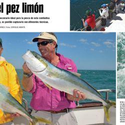 ARANEO PEZ LIMON