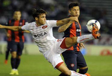 San Lorenzo e Independiente abren el año en Mar del Plata. // FotoBaires