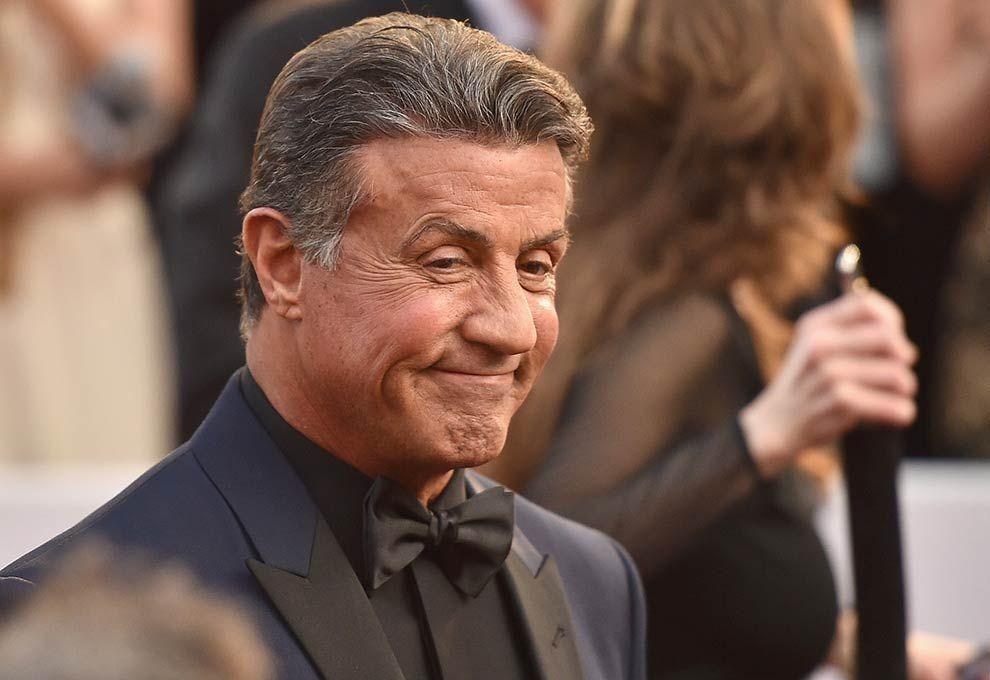Sylvester Stallone niega acusación de abuso sexual
