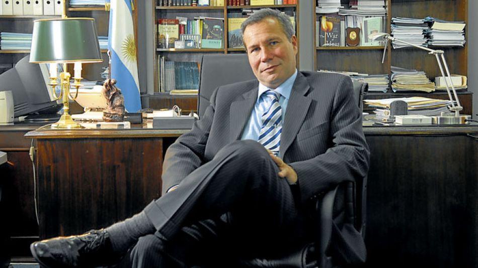 El fiscal Alberto Nisman fue encontrado muerto el 18 de enero de 2015 y aún se desconoce el modo de su muerte.