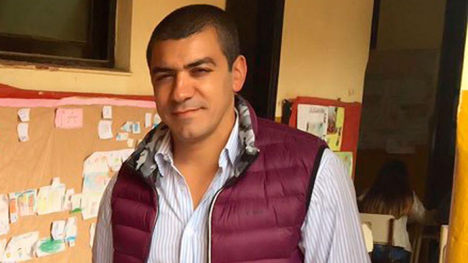 El periodista Walter Queijeiro.