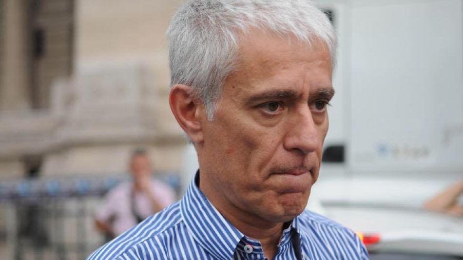 El fiscal Ricardo Sáenz participó del acto en Tribunales a 13 meses de la muerte de Alberto Nisman.