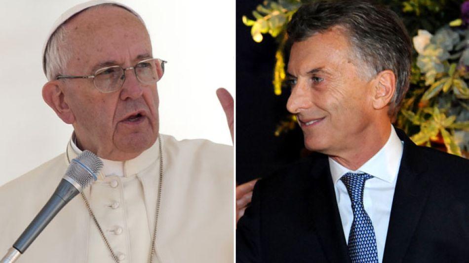 El Papa Francisco recibirá en Roma a Mauricio Macri