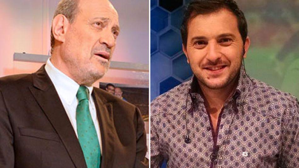 """""""El odio de Leuco no tiene límites"""", disparó el panelista de Intratables Diego Brancatelli."""