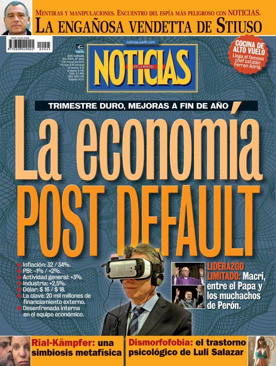 Tapa Noticias 2045