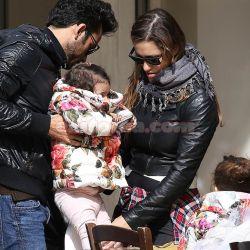 Lola Ponce y Aaron Diaz en Milan (4)