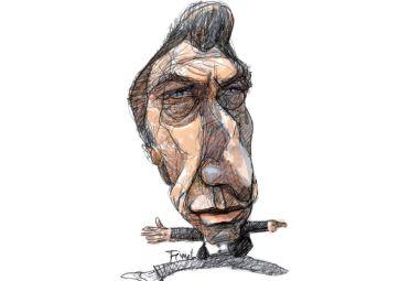 Mauricio Macri por Pablo Temes