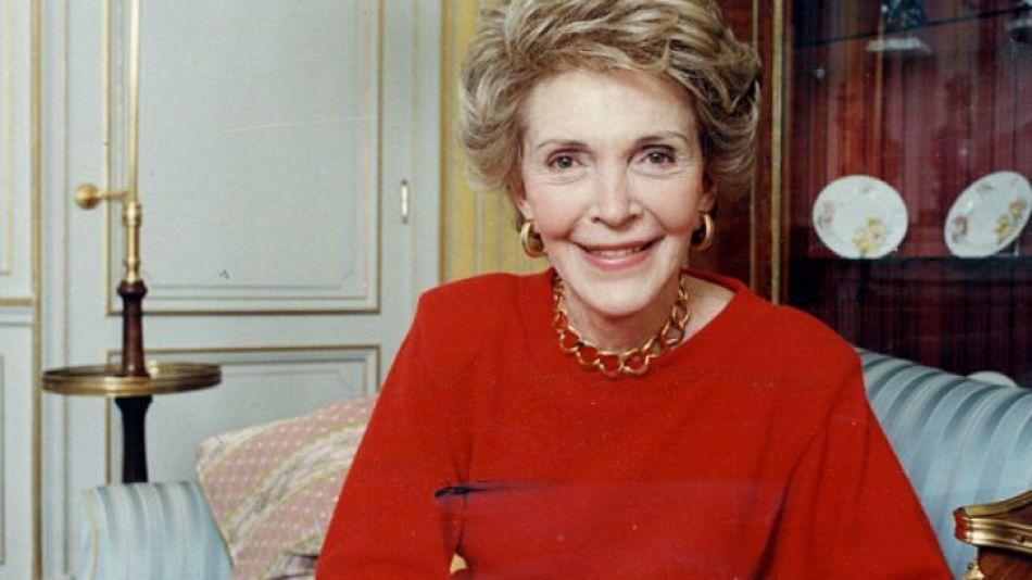 Nancy Reagan tenía 94 años.