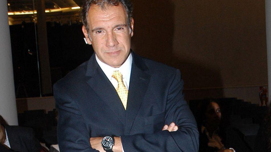 El empresario de medios Daniel Hadad.