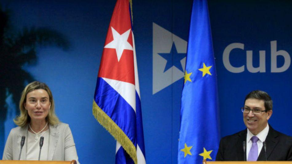 Cuba y la Unión Europea retoman el diálogo diplomática luego de 20 años