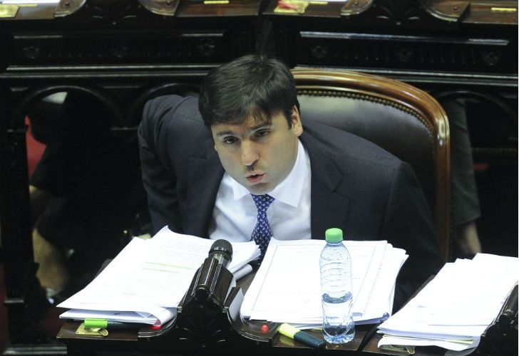 """Bossio ratificó su apoyo: """"Fuimos derrotados por la peor lacra del sistema financiero"""""""