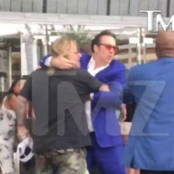 Vince Neil y Nicolas Cage