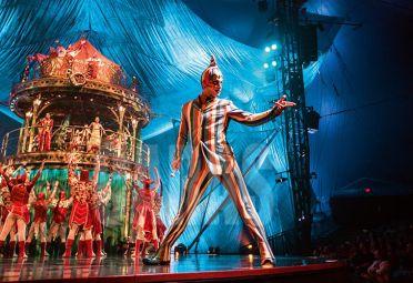 Kooza. El nuevo show del Cirque du Soleil.