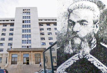 Los tribunales federales y el Comodoro Py histórico.