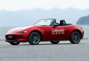 Desde hace años es el roadster con más unidades producidas de la historia.