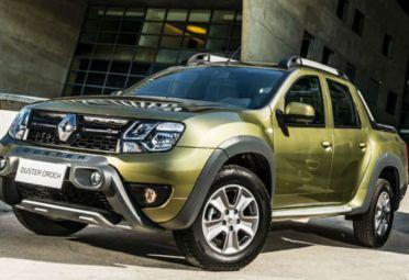 La Renault Duster Oroch ya se vende en la red de concesionarios de la marca en la Argentina.