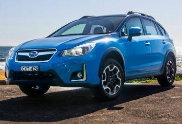El Subaru XV se renueva.
