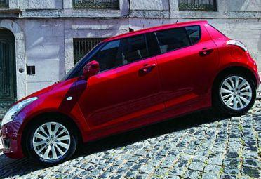 El Suzuki Swift alcanzó las 5 millones de unidades vendidas en todo el mundo.