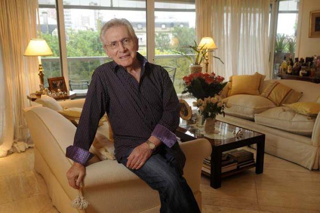 """Marcos Aguinis: """"El CCK es por un tipo que nunca leyó un libro"""""""