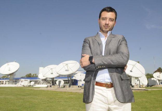 BENAVÍDEZ. En esta localidad de Buenos Aires funciona el centro de comando desde donde se controla el funcionamiento de los satélites, y también el corazón de la empresa. Rodrígo De Loredo es el Director de la empresa.