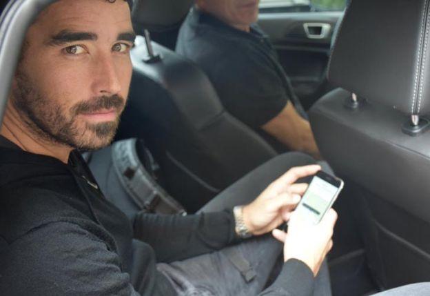 Uber: el publiviaje de Nacho Viale