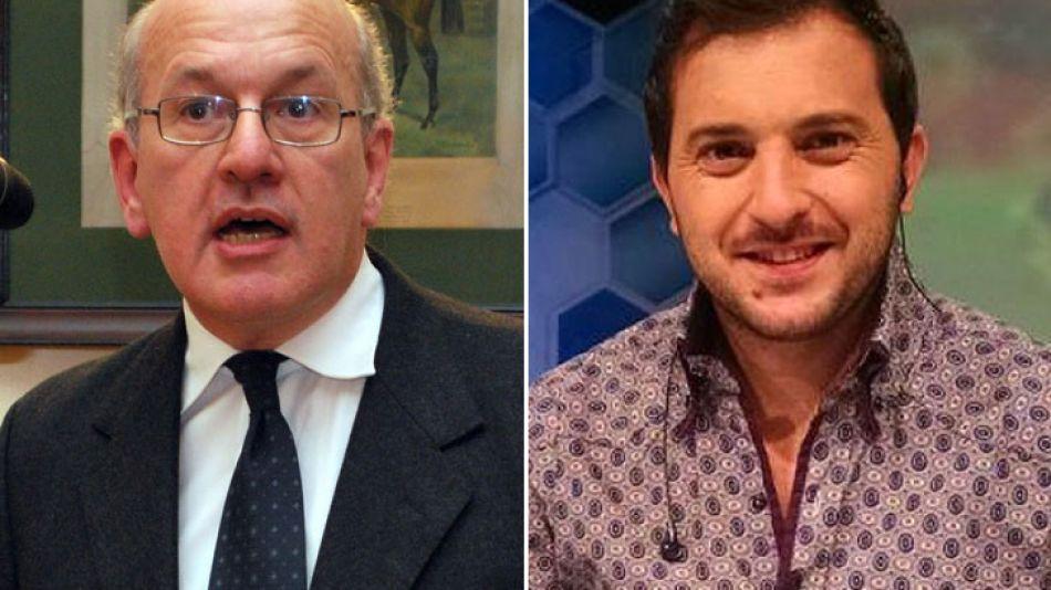 Pablo Sirven y Diego Brancatelli