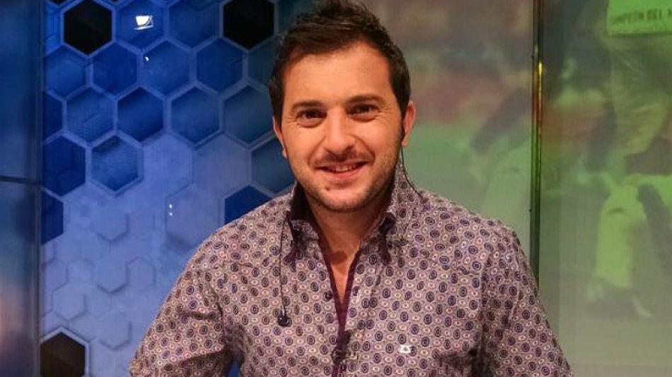 El periodista Diego Brancatelli.