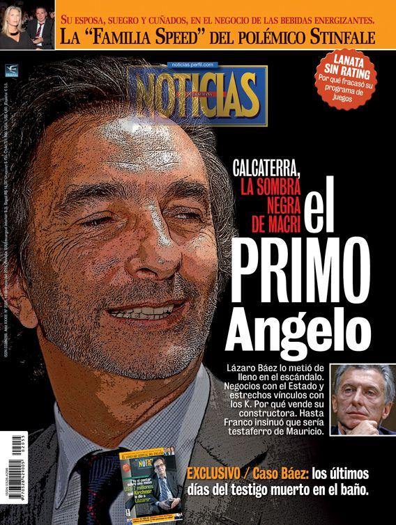 Tapa Noticias 2055 El primo Angelo