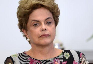 Sin freno. La justicia denegó el último intento de Dilma de frenar el juicio político.