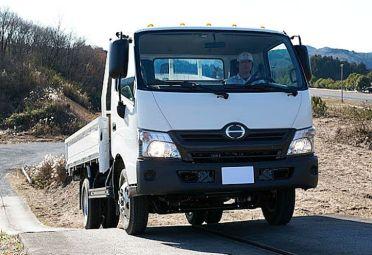 Camiones Hino, en el país desde el mes pasado.