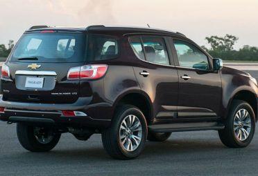 El nuevo Chevrolet Trailblazer fue lanzado en Brasil.