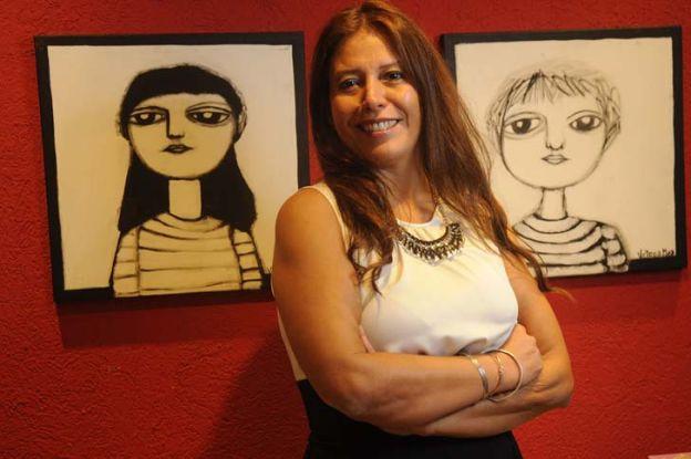 """Viviana Rivero: """"Un best seller es lo más común del mundo"""""""