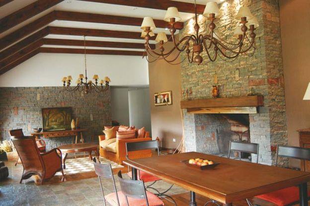 Los sauces por dentro c mo es el hotel por el que imputan - Casas antiguas por dentro ...