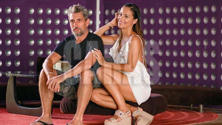 """El """"Chato"""" Prada le propuso casamiento a Lourdes Sánchez"""