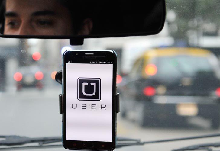 Uber es un botón de muestra de lo que viene.