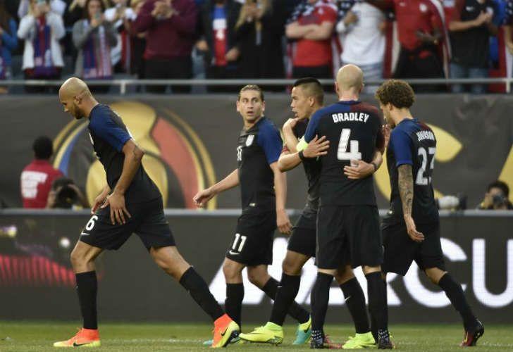 442 | Estados Unidos goleó a Costa Rica y se acomodó