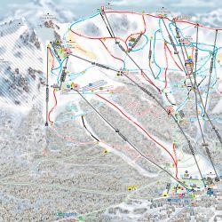 Cerro Catedral mapa_pistas_2016