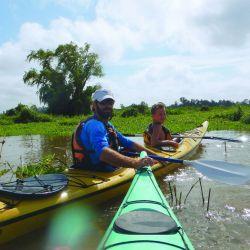 rosario kayak