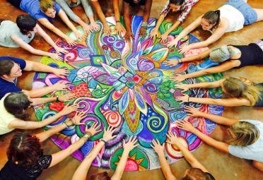 Éxito global.  La terapia por el arte es un técnica que se utiliza a nivel mundial, tanto en el caso de trastornos mentales como físicos. Estudios científicos la avalan.