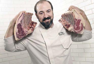 """Juan Gaffuri: """"Soy cocinero, pero hoy soy más un gerente"""""""