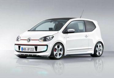 Se especula que así será el VW Up! GTI.