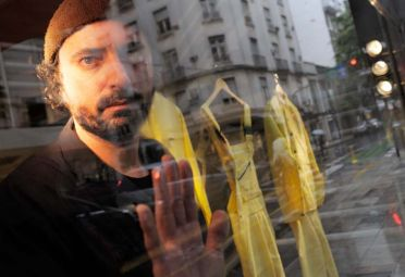 "Gaspar Libedinsky: ""Mi obra entra dentro del arte pobre"""