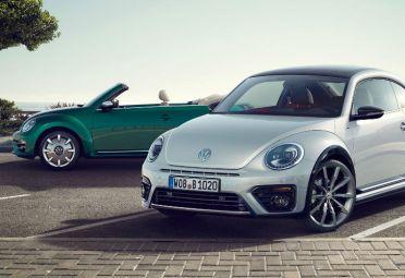 Nuevos Beetle y Beetle Cabrio.