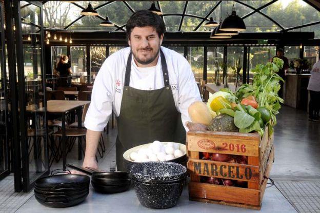 """Hernán Gipponi: """"Tenemos una cultura gastronómica básica"""""""
