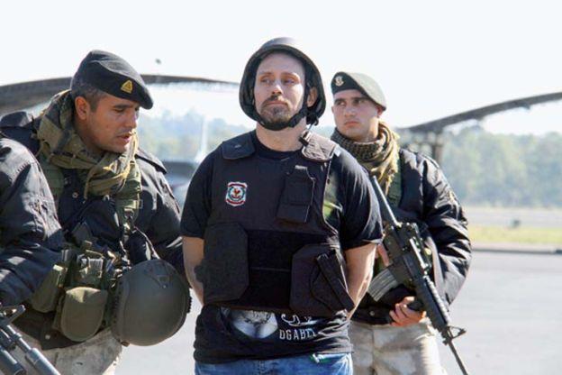 Ibar Pérez Corradi fue detenido el domingo 19 en Foz de Iguazú, Brasil.