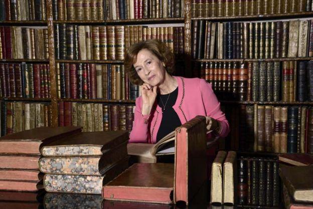 "Julia Navarro: ""Elegí ser periodista por descarte"""