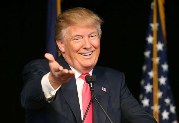 Trump. El magnate ya tiene el número de delegados para ser candidato.