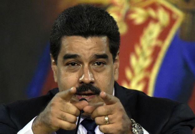 Maduro. El presidente venezolano continúa con las políticas de Chávez.