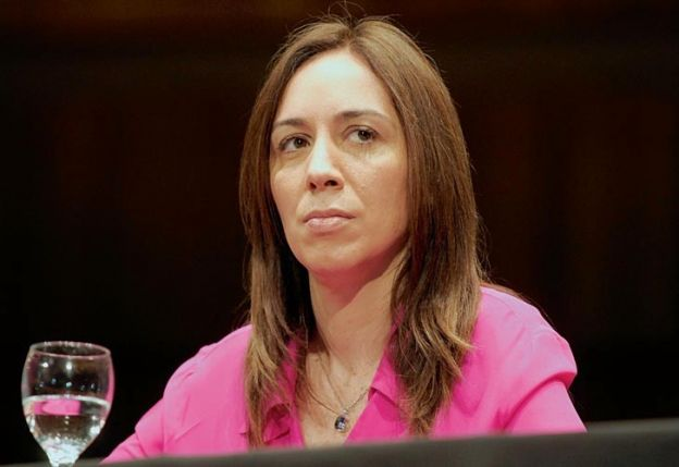 María Eugenia Vidal, preocupada por su seguridad